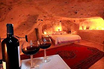 Jerveni Cave Hotel'de 2 Ki�i 1 Gece Konaklama ve Kahvalt� 149 TL