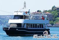 �stanbul Bo�az�'n�n E�siz Manzaras�n� Doyas�ya Ya�ayaca��n�z Bosphorus Tekneleriyle Fas�l E�li�inde ve Limitsiz ��ecekli Yemek Men�s� �le Bo�az Turu...