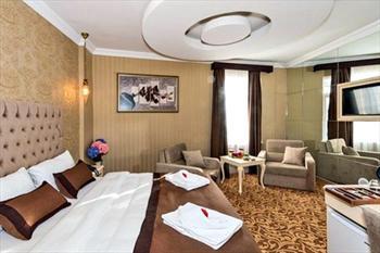 Taksim Montagnahera Hotel'de 2 Ki�i Konaklama, A��k B�fe Kahvalt� ve �kramlar 159 TL'den Ba�layan Fiyatlarla