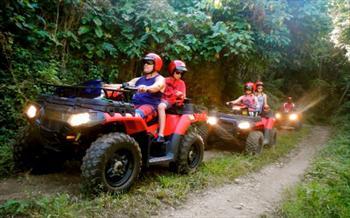 Tres Oro Tur'dan, Mangal Se�ene�iyle, G�n�birlik Ma�ukiye + Sapanca ATV Safari ve Trekking Turu 129 TL Yerine Sadece 79 TL'den Ba�layan...