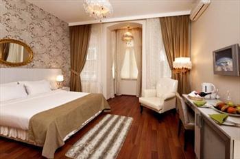 Harbiye Arach Hotel'de 2 Ki�ilik Konaklama ve Kahvalt� 139 TL
