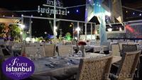K���kyal� Fora �stanbul Restaurant'ta Denize Kar�� Keyifli Ak�am Yeme�i!