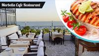 Sultanahmet Marbella Restaurant'ta Yerli ��ecek E�li�inde Ak�am Yeme�i Men�s�!