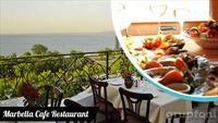 Sultanahmet Marbella Restaurant'ta Denize Kar�� Lezzetli Bir ��le Aras�!