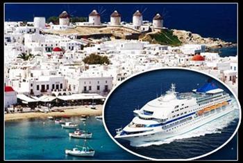 Sezonun �lk Cruise Gemi Turu F�rsat�. Size �zel! 17 Nisan tarihinde Louis Hellenic Cruises 4* Louis Cristal Gemisi �le 5 G�n Ku�adas� Hareketli Yunan...