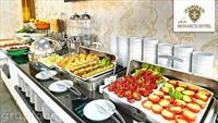 Şişli White Monarch Hotel'de Mükellef Açık Büfe Kahvaltı Keyfi!