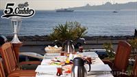 Üsküdar Cafe 5. Cadde Life'da Denize Karşı Kahvaltı 17,90 TL'den Başlayan Fiyatlarla!