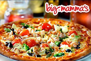 Big Mamma's Beykent Perla Vista AVM'de Her damak Tad�na Uygun Pizza �e�itlerinin Yer Ald��� Zengin Pizza Men� 26,50 TL Yerine 14,90 TL!
