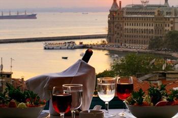 Kad�k�y Sidonya Hotel'de Ak�am Yeme�i 29,90 TL'den Ba�layan Fiyatlarla