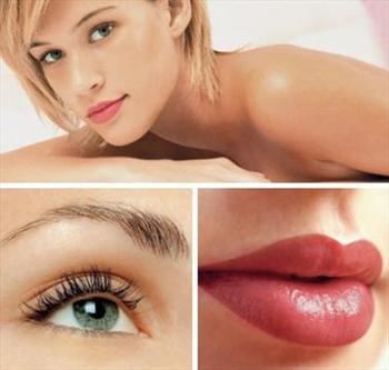 Herg�n Makyaj Yapmaktan B�kanlara Mecidiyek�y Beauty Or Fit'te Kal�c� Makyaj ve Ka� Uygulamas� 500 TL Yerine 129 TL!