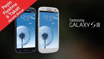 Bir telefondan daha fazlas�! Samsung'un �imdiye kadar piyasaya s�rd��� en iddial� ak�ll� telefonu Samsung Galaxy S3 i9300 1.999 TL yerine %29...