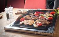 @Usta Nef 11 Kağıthane'de Cam Mangalda Pişen Izgara ve Sağlıklı Salata Menüleri 14.50 TL'den Başlayan Fiyatlarla!