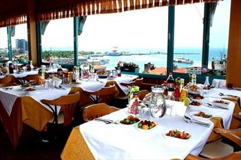 Kad�k�y Sidonya Hotel'de A��k B�fe Kahvalt� 19,90 TL