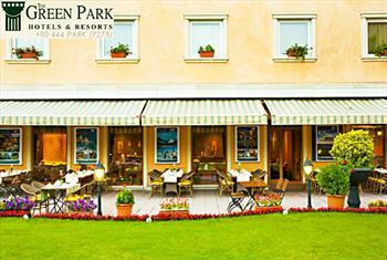 Green Park Merter Hotel'de Enfes Karadeniz Mutfa�� Men�s� 65 TL Yerine 44,90 TL!