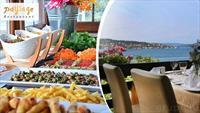 Bo�az Manzaral� Kanl�ca Paysage Restaurant'ta Her Pazar A��k B�fe Brunch Keyfi !