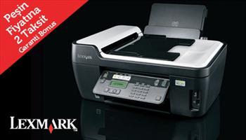 Lexmark �r�nleri grupfoni'de! Lexmark Interpret S405 �ok Fonksiyonlu Yaz�c� 350 TL yerine %52 indirimle 169 TL!
