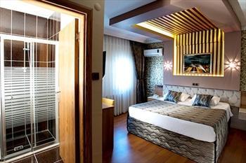 Kad�k�y As Albion Hotel'de 2 Ki�i 1 Gece Konaklama ve A��k B�fe Kahvalt� 139 TL