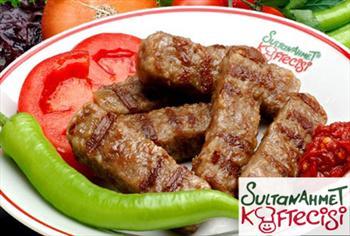 Kavac�k Sultanahmet K�ftecisi'nde Se�ece�iniz K�fte ya da Soslu Tavuk Men� 30,90 TL Yerine 15,90 TL!