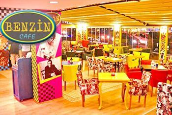 Bah�elievler Benzin Cafe'de SINIRSIZ �ay E�li�inde Serpme Kahvalt� Keyfi 33 TL Yerine 14,50 TL!