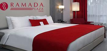 Ramada Plaza �zmir'de 2 Ki�ilik Prestijli Konaklama!