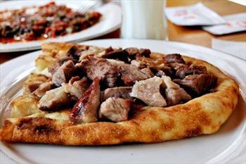 Siirt Fatih B�ryan Salonu'nda B�ryan Kebab� Men�s� 16,90 TL