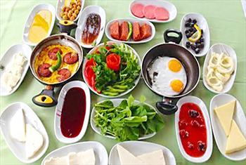 �atalca F�rat Restaurant'ta do�an�n kuca��nda, SINIRSIZ �AY e�li�inde serpme kahvalt� ziyafeti 35 TL yerine 20 TL'den Ba�layan Fiyatlarla!