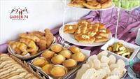 Garden 74'te S�n�rs�z �ay E�li�inde Serpme Kahvalt� Keyfi!