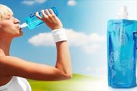 3 Adet Flexi Katlanabilir Su �i�esi 9,90 TL