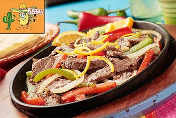 Meksika Mutfa��na �zg� Lezzetlerin Yer Ald��� Ata�ehir Taco D�nyas�'nda Enfes Fajita ve Burritto Men� 21 TL Yerine 9,90 TL!