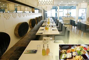 Beylikd�z� �zcanlar Restaurant'ta SINIRSIZ �ay E�li�inde Enfes Serpme Kahvalt� Keyfi 26 TL Yerine 12 TL'den Ba�layan Fiyatlarla!