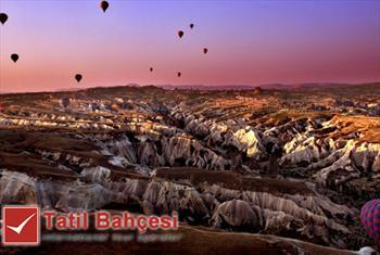 Kurban Bayram�'nda 3 G�nl�k Kapadokya & Hac� Bekta�-i Veli Turu konaklama, ula��m, rehberlik dahil 579 TL yerine 299 TL!