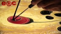 Erc At�lye'de Ebru veya Hat Sanat� ile Renklerin Suyla Dans�n� Deneyimleyin!