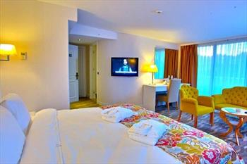 Vizon Hotel'de 2 Ki�ilik Konaklama, A��k B�fe Kahvalt� ve SPA 149 TL'den Ba�layan Fiyatlarla