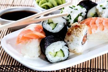 Mirror Suadiye'de 2 ya da 3 Ki�ilik 28 Par�a Sushi Men� 49 TL