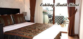 B�y�kada Eskiba� Butik Hotel'de 2 Ki�i Konaklama, Kahvalti, Plaj Giri�i!