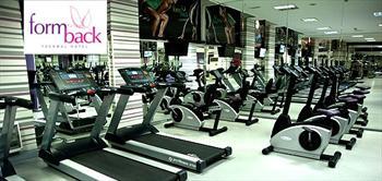 Formback Ya�am Merkezi'nde 1 Veya 3 Aylik Fitness �yelik Paketleri!