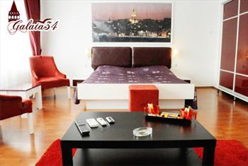 Beyo�lu Galata34 Suites Hotel'de 2 Ki�i 1 Gece Konaklama Keyfi 189 TL Yerine 109 TL'den Ba�layan Fiyatlarla!