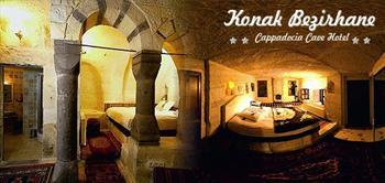 Kapadokya Konak Bezirhane'de �ift Ki�i 2 Gece 3 G�n Tatil!