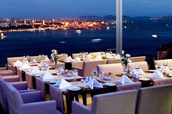 CVK Hotel Taksim La Nouba Restaurant'ta Ak�am Yeme�i 69 TL