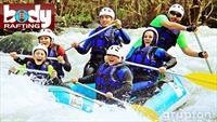 Body Rafting'den D�zce Melen �ay�'nda Rafting Maceras� Ve Mangal Keyfi!