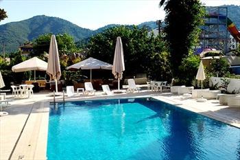 Green Marmaris Manolya Hotels & Appartments'te 2 Ki�i Konaklama ve Kahvalt� 89 TL'den Ba�layan Fiyatlarla
