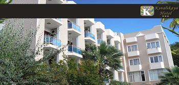 Ku�adasi G�zel�amli Kinalikaya Hotel'de Her �ey Dahil Tatil!