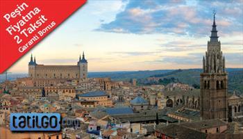 Hayranl�k uyand�ran �ehir Madrid'e davetlisiniz! Tatilgo.com'dan 4 Gece 5 G�nl�k Madrid Turu 642 TL yerine 458 TL! (Onur Havayollar� ile ula��m...