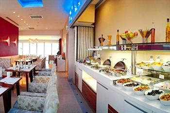 CVK Hotel Taksim La Nouba Restaurant'ta A��k B�fe Kahvalt� 34,90 TL, SPA ile 49,90 TL