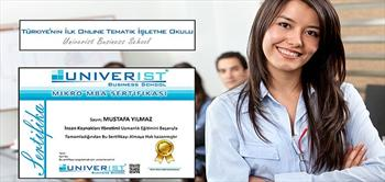 Univerist Business School'dan E-Micro Mba Sertifika Programlari!