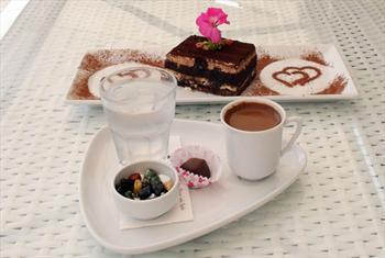 Beylikd�z� Semerkand Line AVM Kahve Diyar�'nda Tatl� + T�rk Kahvesi'nden Olu�an Men� 18 TL Yerine 8,90 TL!