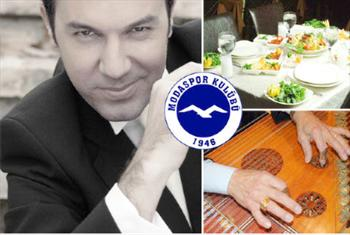 Moda Spor Kul�b� Restaurant'ta Cuma G�nleri Canl� M�zik E�li�inde Enfes Ak�am Yeme�i Men�s� 110 TL Yerine 55 TL!