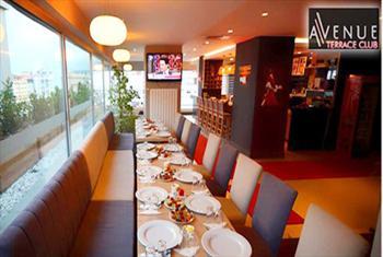 Beylikd�z� Avenue Terrace Cafe'de Enfes Kahvalt� Taba�� 25 TL Yerine 12,90 TL!