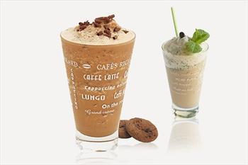 �zs�t Lara'da 9 �e�it Buzlu Kahveden Diledi�iniz 1 Adet Kahve 3,9 TL