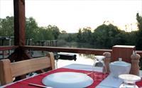 Nehir Manzaralı Ağva Vira Creek House Hotel'de Serpme Kahvaltı Keyfi 40 TL Yerine Sadece 25 TL!